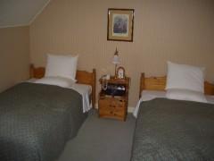 フォレストヴィラ ベッドルーム1