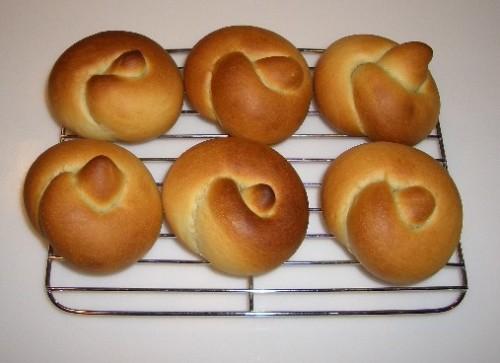 今日の手作りパン