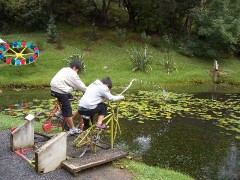 自転車ポンプ