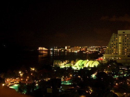 PIC部屋からの夜景